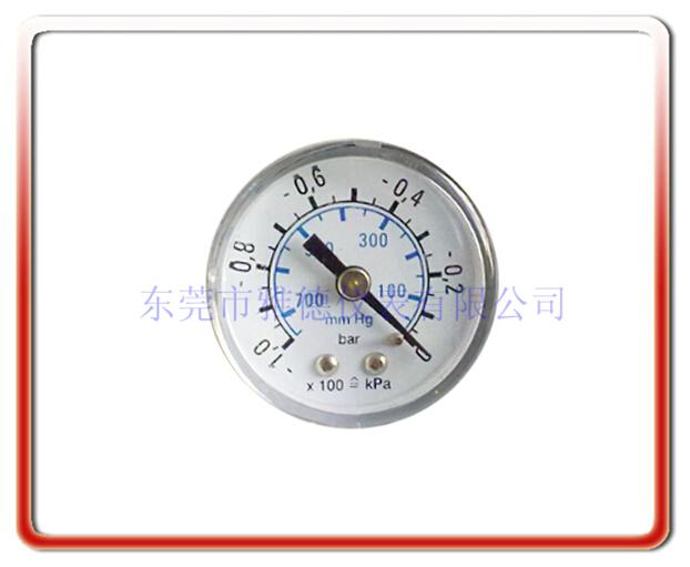 40MM醫用壓力表