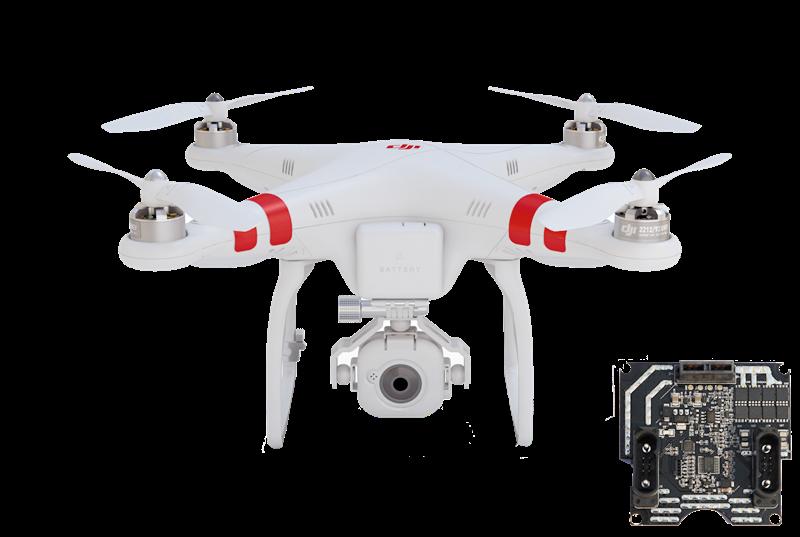 無人機/航模6串管理系統控制板