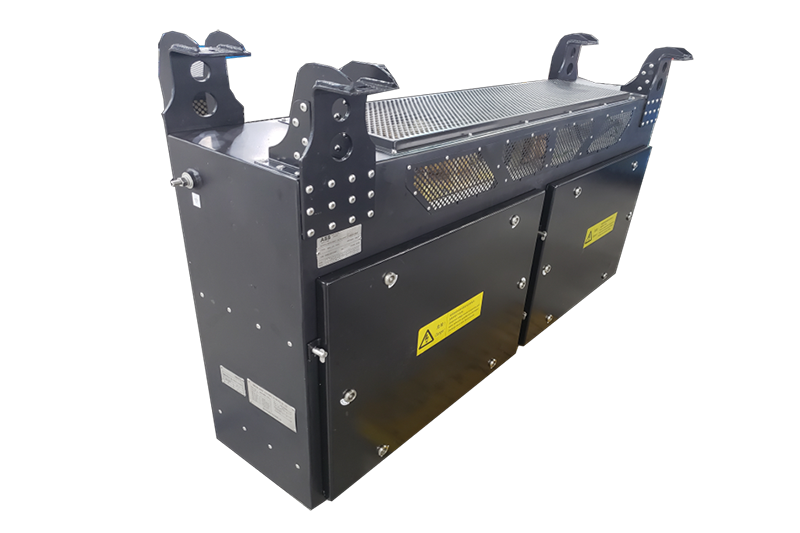 定制化产品—芜湖单轨车辅助变流器