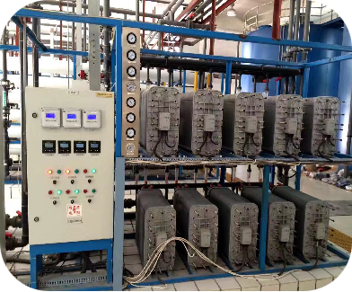 電廠化學水處理工程