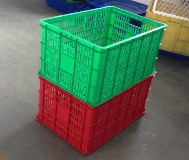 575筐子紅色綠色