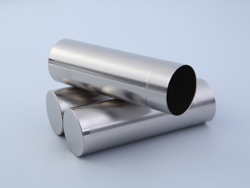 圓柱型電池用鋼殼