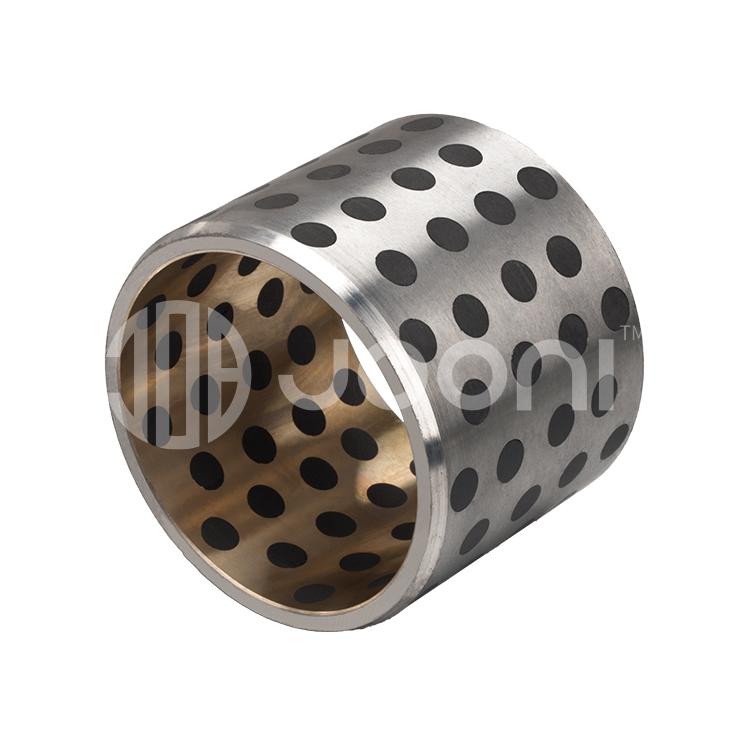 滑動軸承廠家:JDB-3 鋼銅鑲嵌軸承