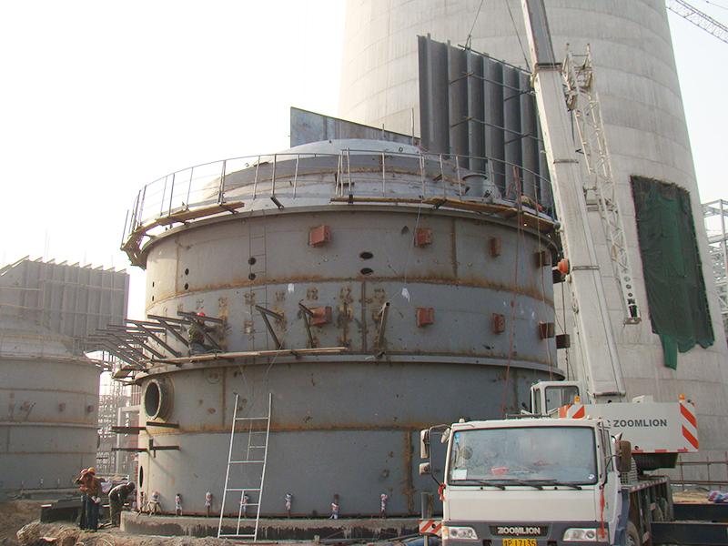 河北建投宣化熱電廠脫硫裝置