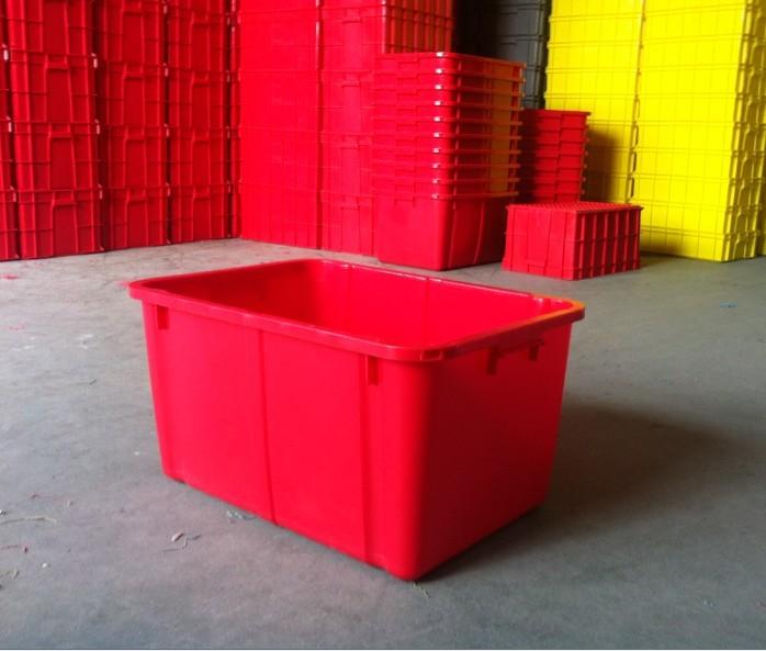 630箱紅色
