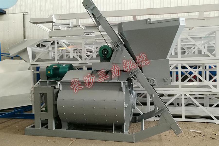 雙動力車載泵用攪拌機