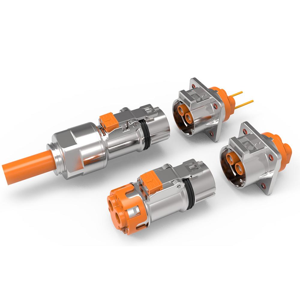 LVC40A两芯连接器