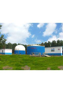 山東(新加坡)喬新養殖有限公司1500m3/d沼氣工程