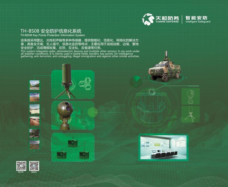 TH-BS08安全防護信息化系統