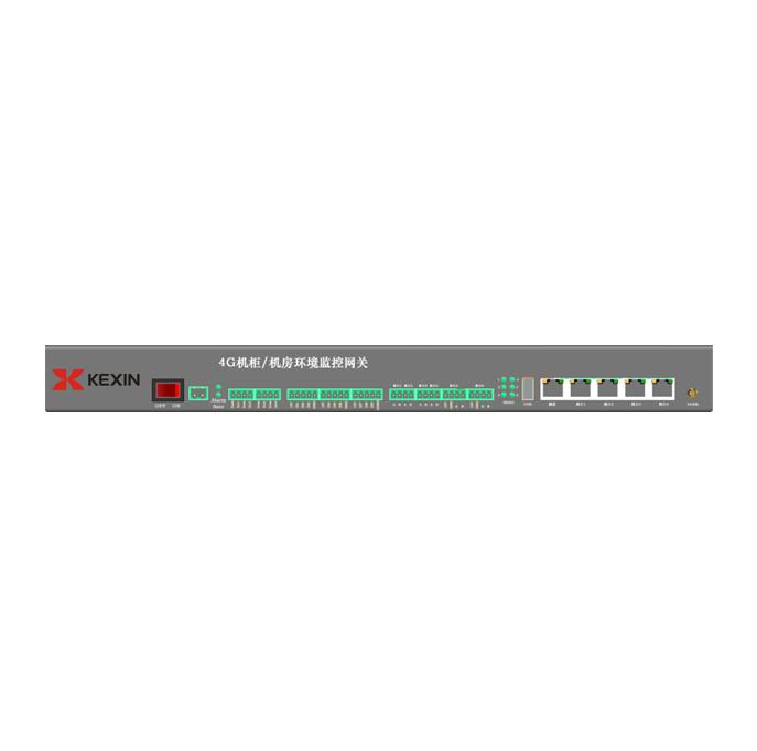4G机柜/机房环境监控网关