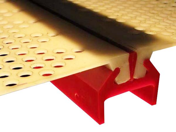馳張式安裝篩板效果圖