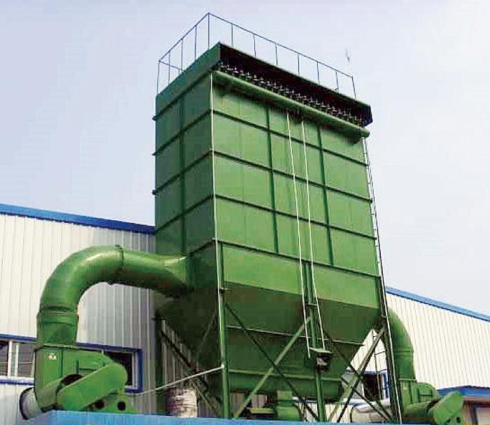 DFC、GFC、TFC分室反吹布袋除塵器