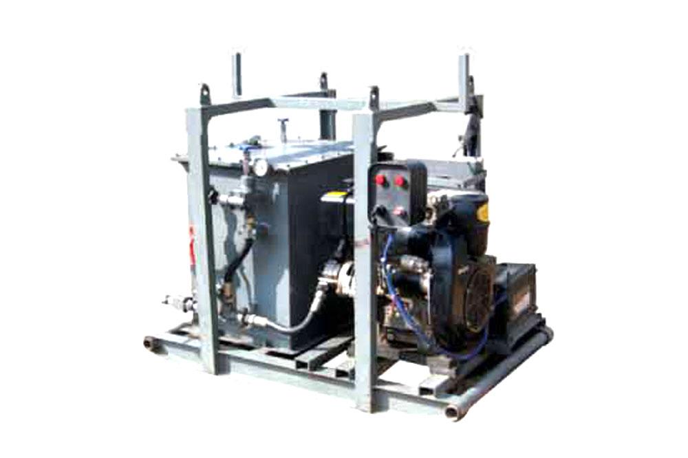 CYZ-20柴油機液壓工作泵站
