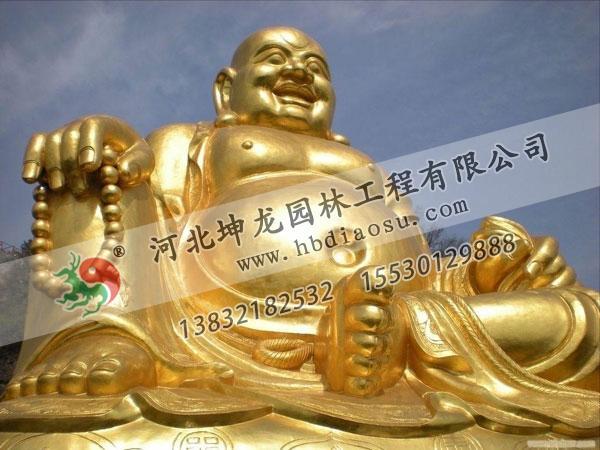佛像銅雕006