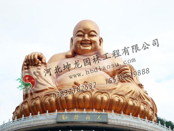 佛像銅雕007