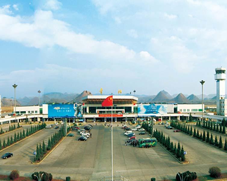 龍洞堡機場航站樓