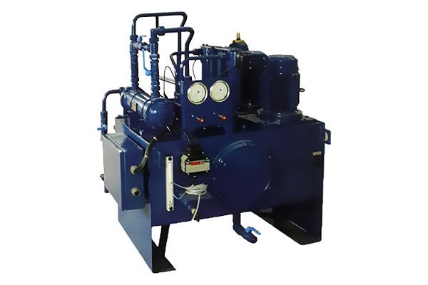 安全可靠的液壓系統