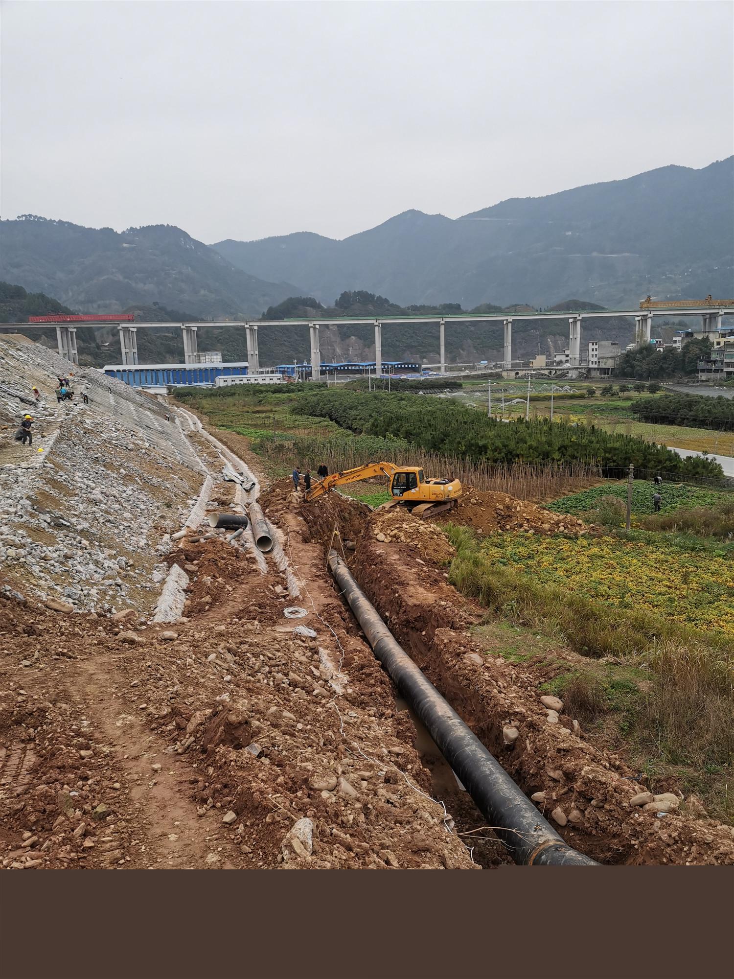 栗子园水利工程灌区供水工程