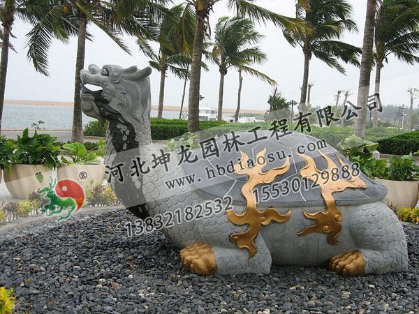 動物石雕029