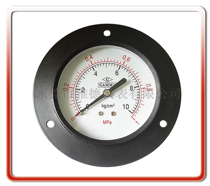 100MM盤形氣壓表