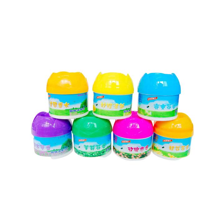 金盾固體清香劑(檸檬,茉莉,夜來香,薰衣草,玫瑰,法國香水)