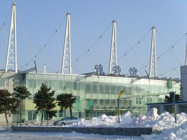 2007年度魯班獎——吉林速滑館(參建)