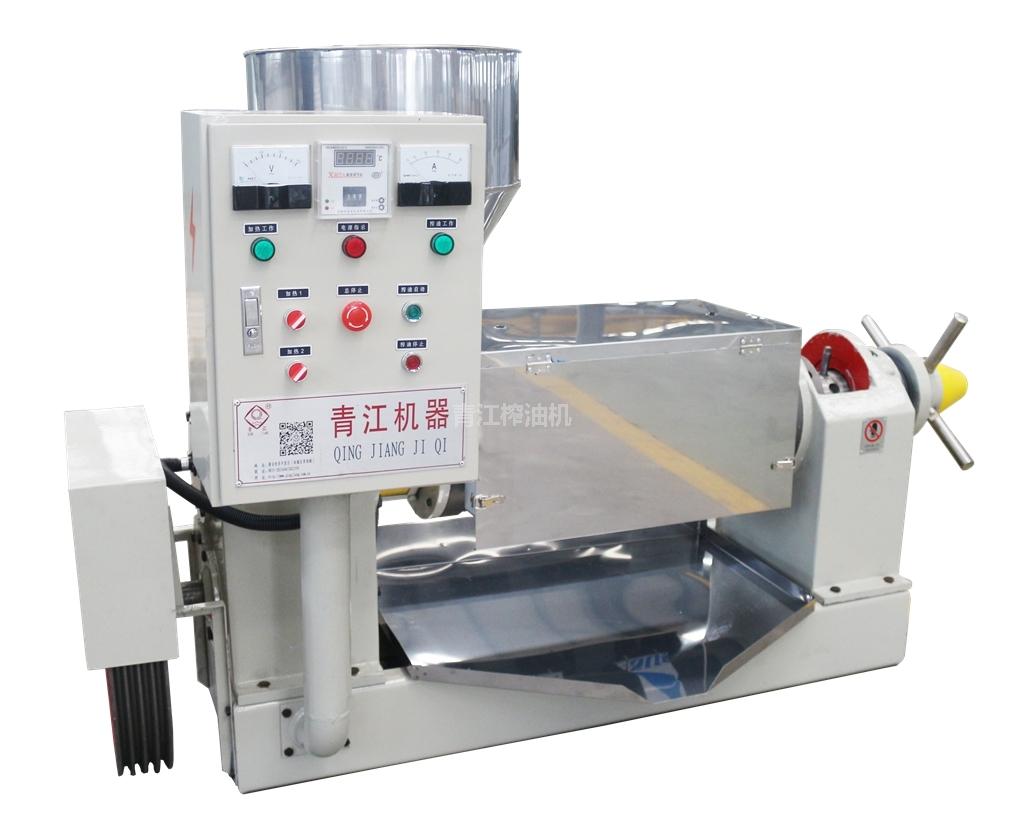 X(心軸加熱)系列螺旋榨油機