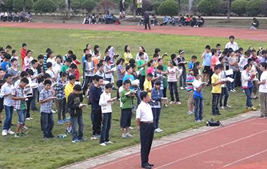 2012年9月10日新學期晨讀