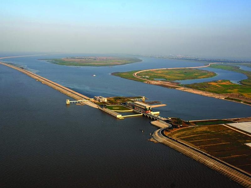 上海東風西沙水庫
