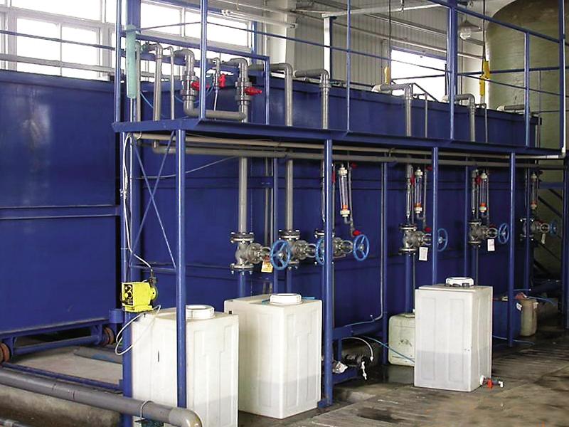MBR膜技术污水深度处理设备