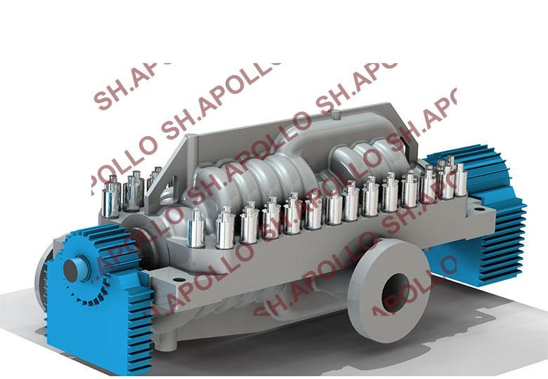 多級中開泵ADK系列