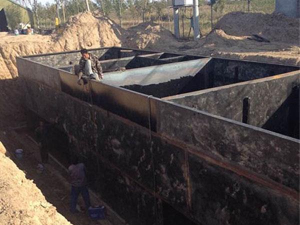 污水處理工程-一體化中水回用