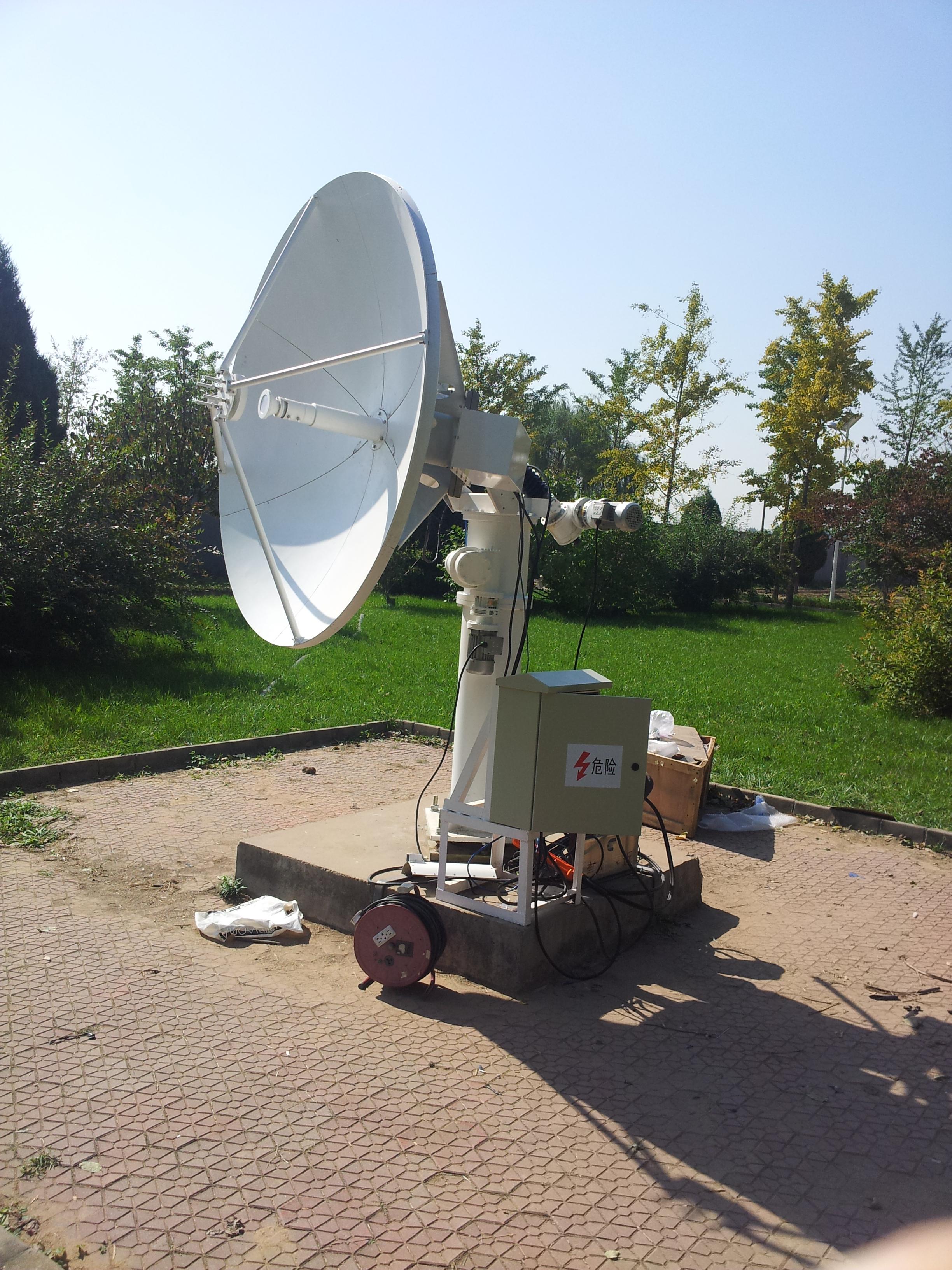 1.8米卫星通信地面站设备