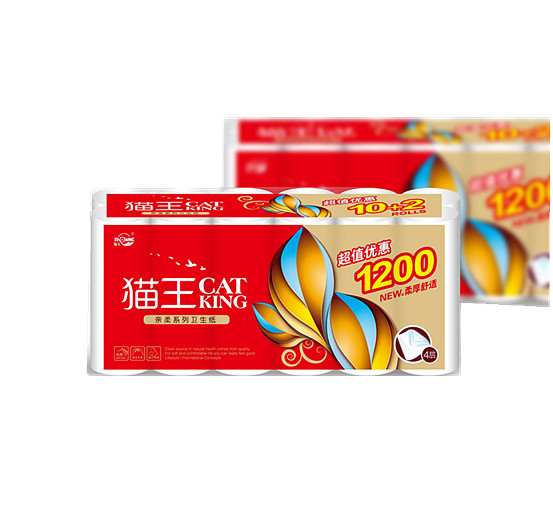 親柔平紋1200克長12卷(MQR10