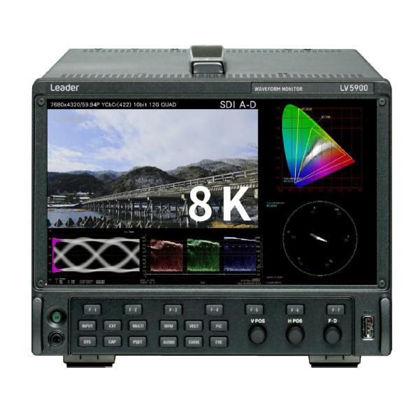 8K SDI波監器