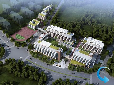 五四北華僑創新教育產業園