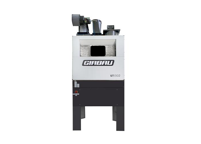 ST-1302型 進口貫通式烘干機