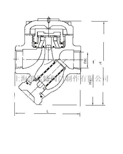 圓盤式疏水閥