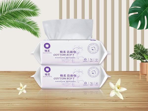 抽取式棉柔巾 (MRJ-02)