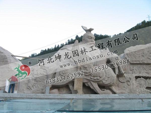 人物石雕106
