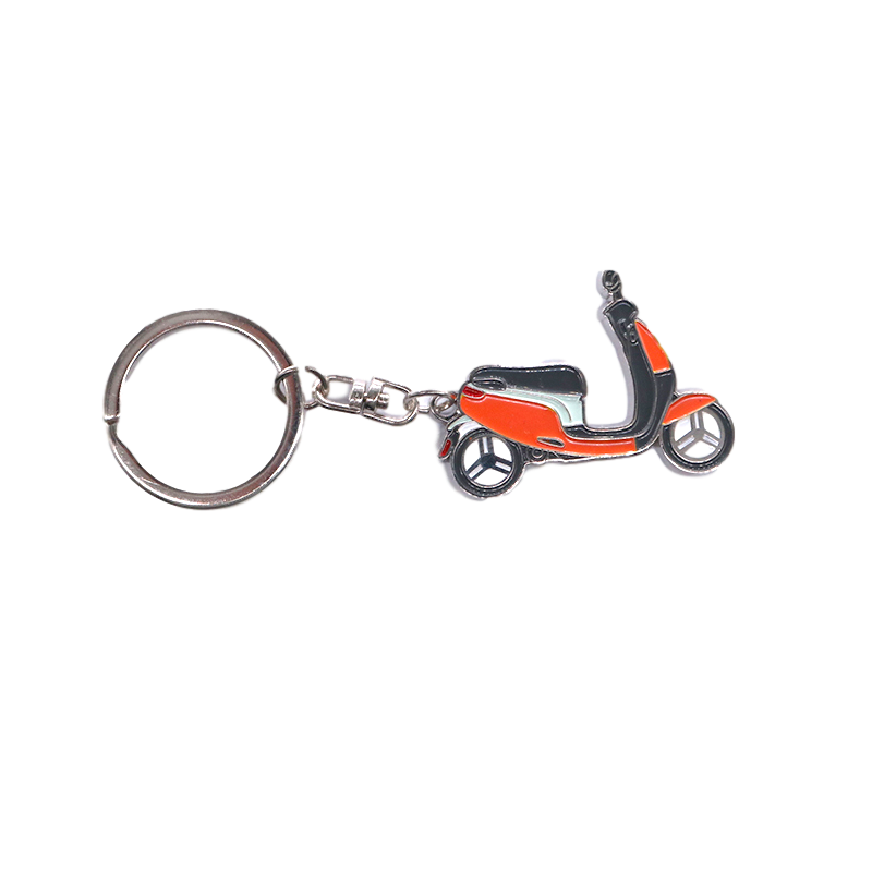 电动车钥匙扣