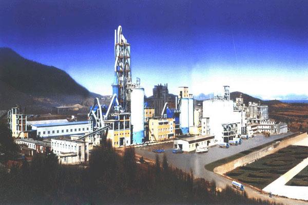 5000T/D新型干法水泥生產線工藝設備