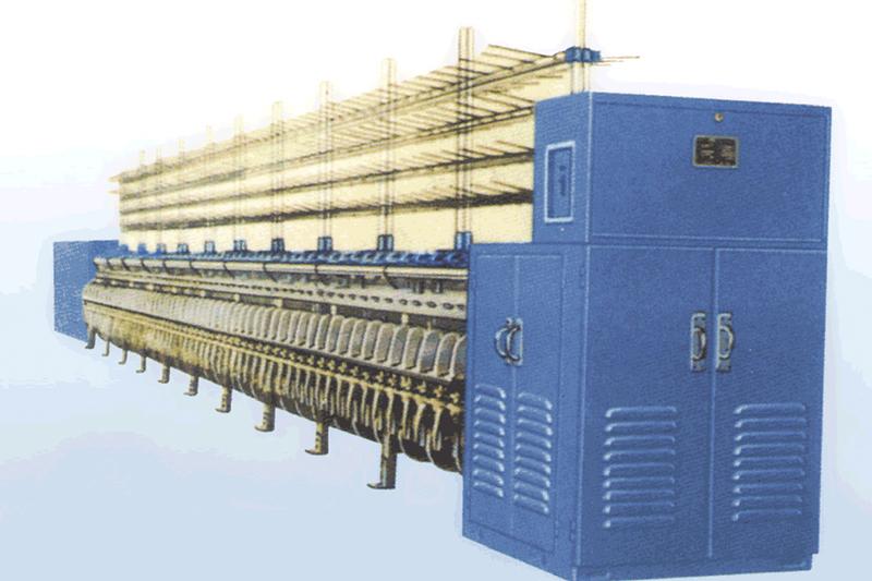 ASKV721B化纖捻線機