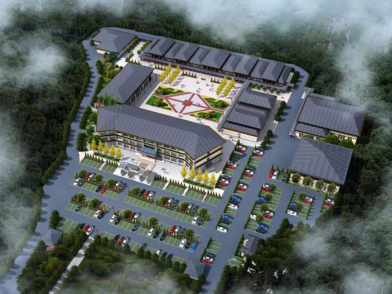 江口县殡仪馆整体搬迁建设项目