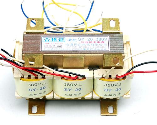 SY-20-380V三相同步電源