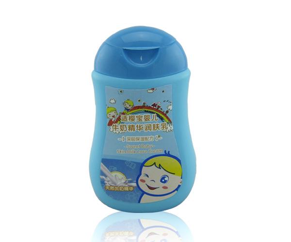 適櫻寶 嬰兒牛奶精華潤膚乳100ml~0類