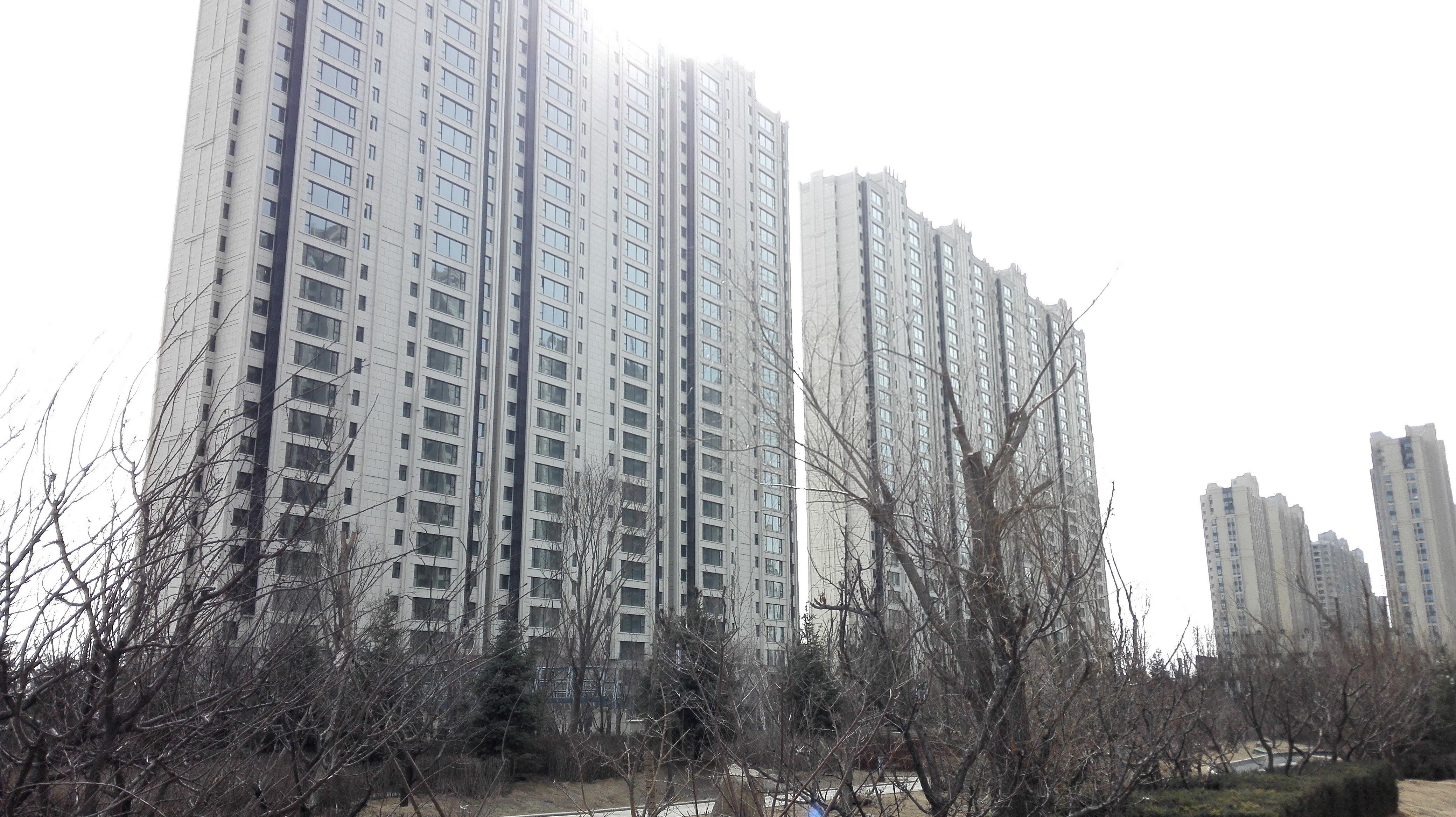 御龍庭高層住宅樓