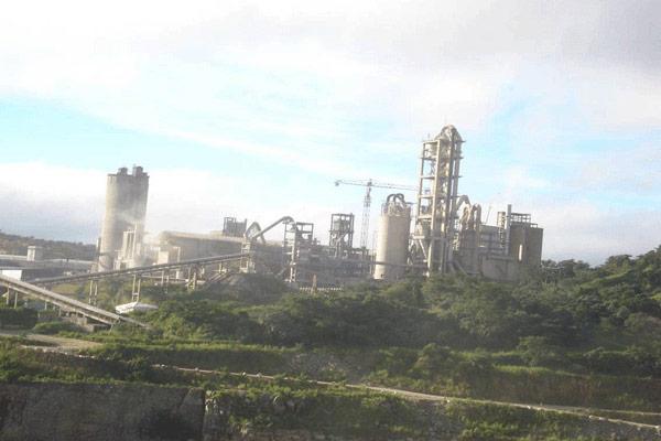 5-20萬噸/年立窯生產線工藝設備