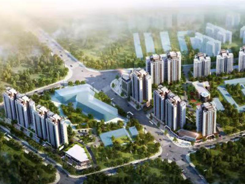 江口县2018年沙子坳片区、2019年双江片区城市棚户区改造(一期)项目