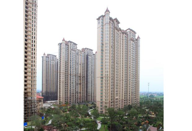 中南南通世紀花城